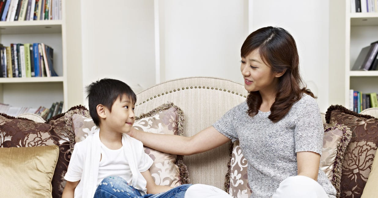 COMMUNICATION Is the KEY to Staying Connected to Your Child