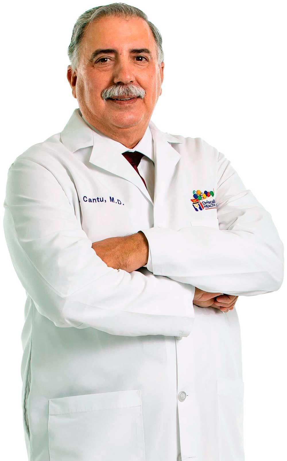 Roel E. Cantu, MD, Driscoll Children's   Quick Care-Mcallen Medical Director