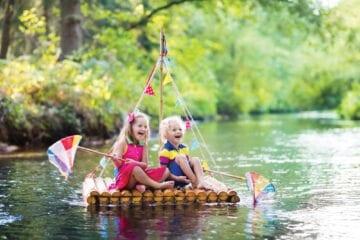Adventurous Kids