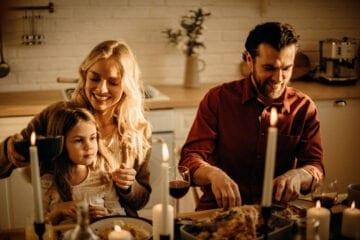 eat dinner as a family