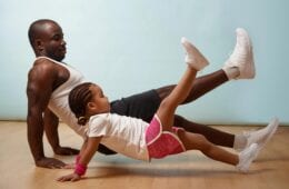 Fitness in Your Kids